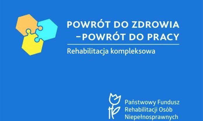 plakat akcji PFRON